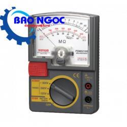 Máy đo điện trở cách điện Sanwa PDM5219S