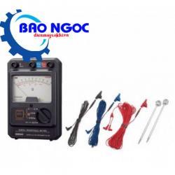 Máy đo điện trở đất chỉ thị kim Sanwa PDR302