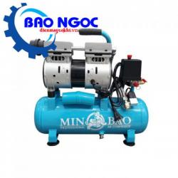 Máy nén khí không dầu Minbao MB-050L