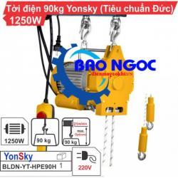 Máy tời điện Yonsky BLDN-YT-HPE90H