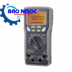 Đồng hồ vạn năng chỉ thị số Sanwa PC7000+ Calibration 3 Documents Set