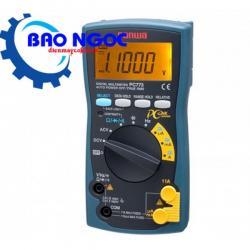 Đồng hồ vạn năng số Sanwa PC773 (True Rms, 0.28%)
