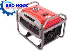 Máy phát điện chạy xăng 3kw TPHCM giá tốt 4900 Vinafarm