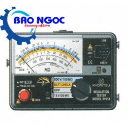Đồng hồ đo điện trở cách điện Kyoritsu 3161A