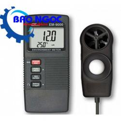 Máy đo vi khí hậu Lutron EM-9000
