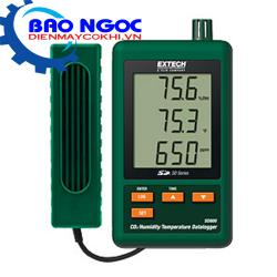 Thiết Bị Đo Khí CO2, Nhiệt Độ, Độ Ẩm Extech SD800