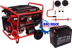 Máy phát điện chạy xăng gia đình giá rẻ VNMPD 7500D Vinafarm