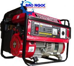Máy phát điện xăng Yokomotoz YK2500E