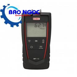 Máy đo chênh áp KIMO MP112