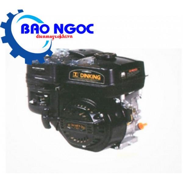 Động cơ xăng Dinking DK168F (Cốt xéo)