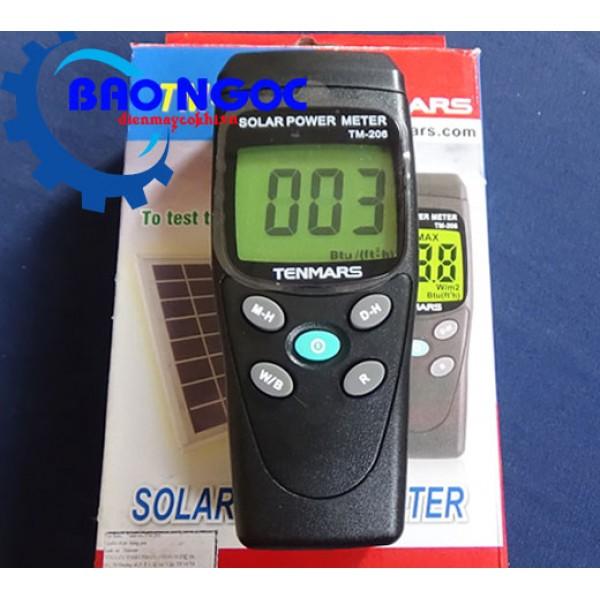 Máy đo ánh sáng Tenmars TM-206