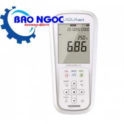 Máy đo pH ORP cầm tay Horiba D-72G