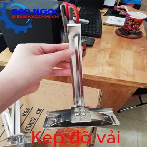 Kẹp vải đứng dùng cho máy cắt vải 10 inch