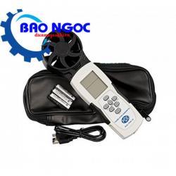 Máy đo độ ẩm nhiệt độ tốc độ gió PCE-THA10