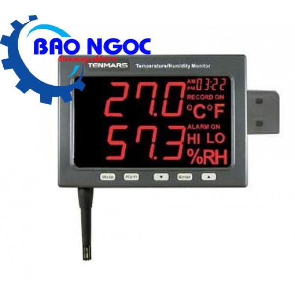 Máy đo nhiệt độ độ ẩm Tenmars TM-185