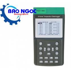 Máy đo nhiệt độ PCE-T800
