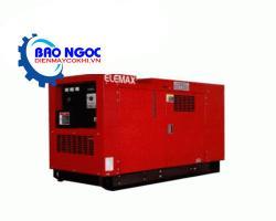 Máy phát điện diesel 3 pha Elemax SHT25